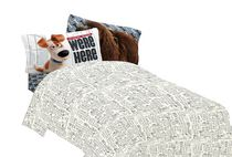 "The Secret Life of Pets ""Wish You Were Here"" Twin Sheet Set Universal Studios"