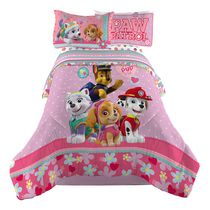"Paw Patrol ""Best Pup Pals"" Twin/Full Reversible Comforter"