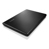 "Lenovo IdeaPad 11015IBR 15.6"" Laptop with Intel Celeron N3060 1.6GHz Processeur, Black Texture"