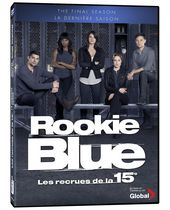 Rookie Blue - The Final Season DVD
