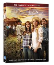 Heartland Season 8 - The Complete Season DVD