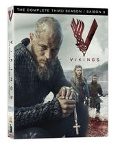DVD Vikings - Saison 3 (Bilangue)