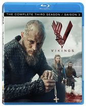 Blu-ray Vikings - Saison 3 (Bilangue)