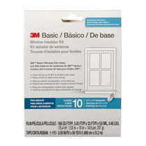 3M Canada Basic Window Insulator Kit, 10 Window