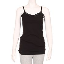 George Women's Lace Cami Black L/G
