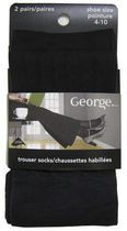 George Ladies Trouser Socks