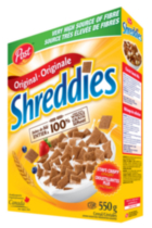 Post Foods Shreddies
