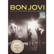 Bon Jovi - Live At Madison Square Garden (Music DVD)