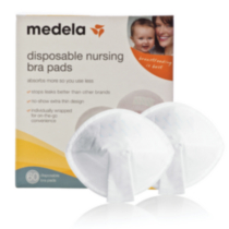 Disposable Nursing Pads - 60 pack