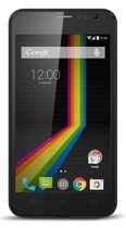 "Polaroid LINK A4 4"" 4GB Unlocked Smartphone Black"