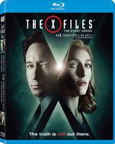 The X-Files Event Series (Blu-ray)