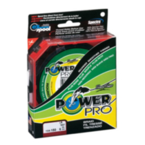 Power Pro Braided Spectra Fibre Micro Filament Ligne 150 yd Rouge Vermeille - 30 lb