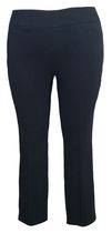 George Plus Women's Pull On Comfort Bengaline Straight Dress Pant 16wp