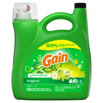 Gain Original Scent Laundry Liquid