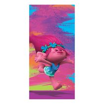 "Trolls ""Cool Plays"" Beach Towel"
