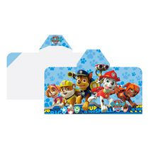 "Paw Patrol ""Rescue Crew"" Hooded Towel"