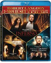 Inferno/Da Vinci Code/Angels & Demons (Blu-ray) (Bilingual)