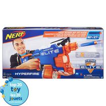 Nerf N-Strike Elite Hyperfire Blaster Toy
