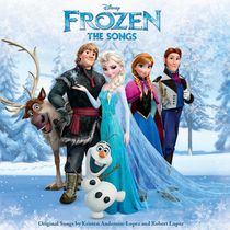 Walt Disney Records - Frozen: The Songs Soundtrack