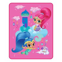 Nickelodeon Shimer & Shine Shimmer Shimmer Devine Throw
