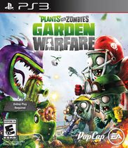 PLANT VS ZOMBIES GARDEN WARFARE PS3