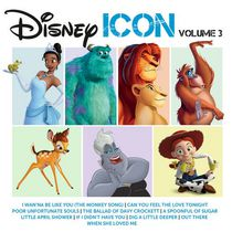 Walt Disney Records - Disney ICON, Vol. 3