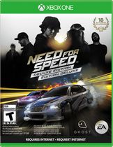 Jeu vidéo Need For Speed - édition de luxe Xbox One