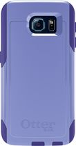 OtterBox Commuter Series Case for Samsung Galaxy S6 - White/Green Purple