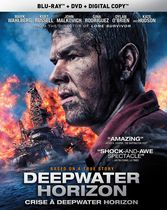 Deepwater Horizon (Blu-ray + DVD + Digital HD) (Bilingual)