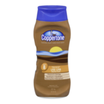 Coppertone Lotion FPS 8