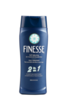 Finesse Shampoing et revitalisant 2-en-1 Self Adjusting
