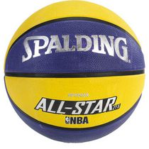 Ballon de basket-ball Spalding NBA All Star de 27,5 po