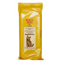 Burt's Bees Dander Reducing Wipes with Colloidal Oat Flour and Aloe Vera for Cats