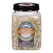 RiceSelect Royal Blend Rice with Red Quinoa Jar 794 g