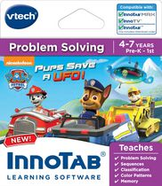Vtech InnoTab Software - Paw Patrol- English Version