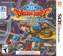 Jeu vidéo Dragon Quest VIII: Journey of the Cursed King pour 3DS