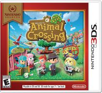 Nintendo Selects: Animal Crossing: New Leaf (3DS)