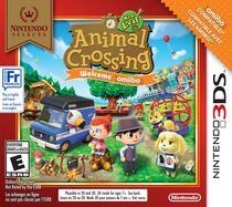 Jeu vidéo Animal CrossingMC : New Leaf Welcome de Nintendo Selects pour amiibo