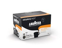 Keurig Hot Lavazza Gran Aroma Medium Roast K-Cup Coffee Pods