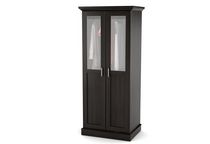 Home Trends Glass Door Wardrobe/Multi-purpose Storage Cabinet