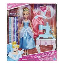 Disney Princess Cinderella's Stamp 'n Design Studio Doll
