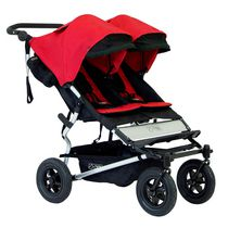 Poussette Duet double  de Mountain Buggy Chilli