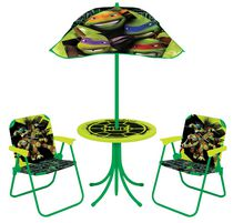 Teenage Mutant Ninja Turtles 4 pièces Patio Set