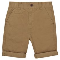 George British Design Boys' Stone Chino Short 6X