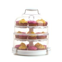 PL8 Cupcake Carrier & Display