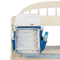 Wipe Warmer & Diaper Organizer