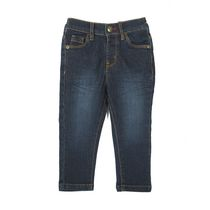 George baby Boys' 5 Pocket Jeans Dark Blue 6-12 months