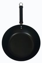 China Village 12 Inch Non-Stick Stir Fry Pan