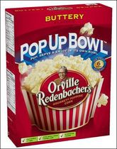 Orville Redenbacher's® Pop Up Bowl Buttery Popcorn