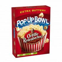 Orville Redenbacher's® Pop Up Bowl Extra Buttery Popcorn
